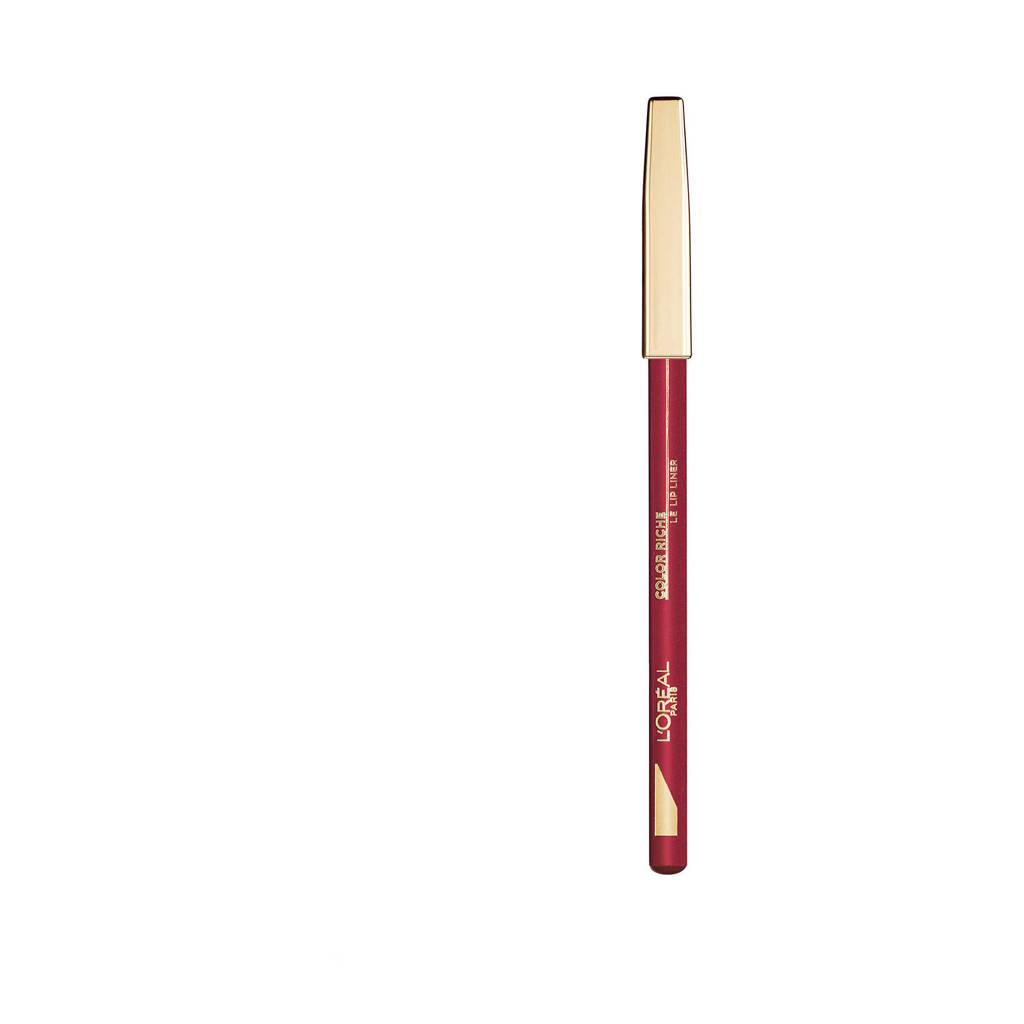 L'Oréal Paris Color Riche lipliner - 124 S'il Vous Plait