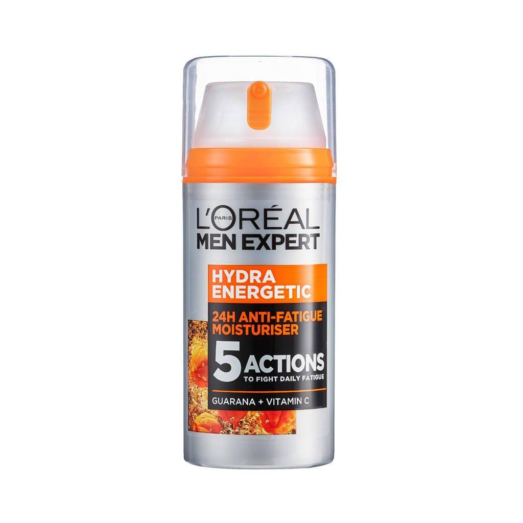L'Oréal Paris Men Expert Hydra Energetic 24h hydraterende gezichtscrème - 100 ml