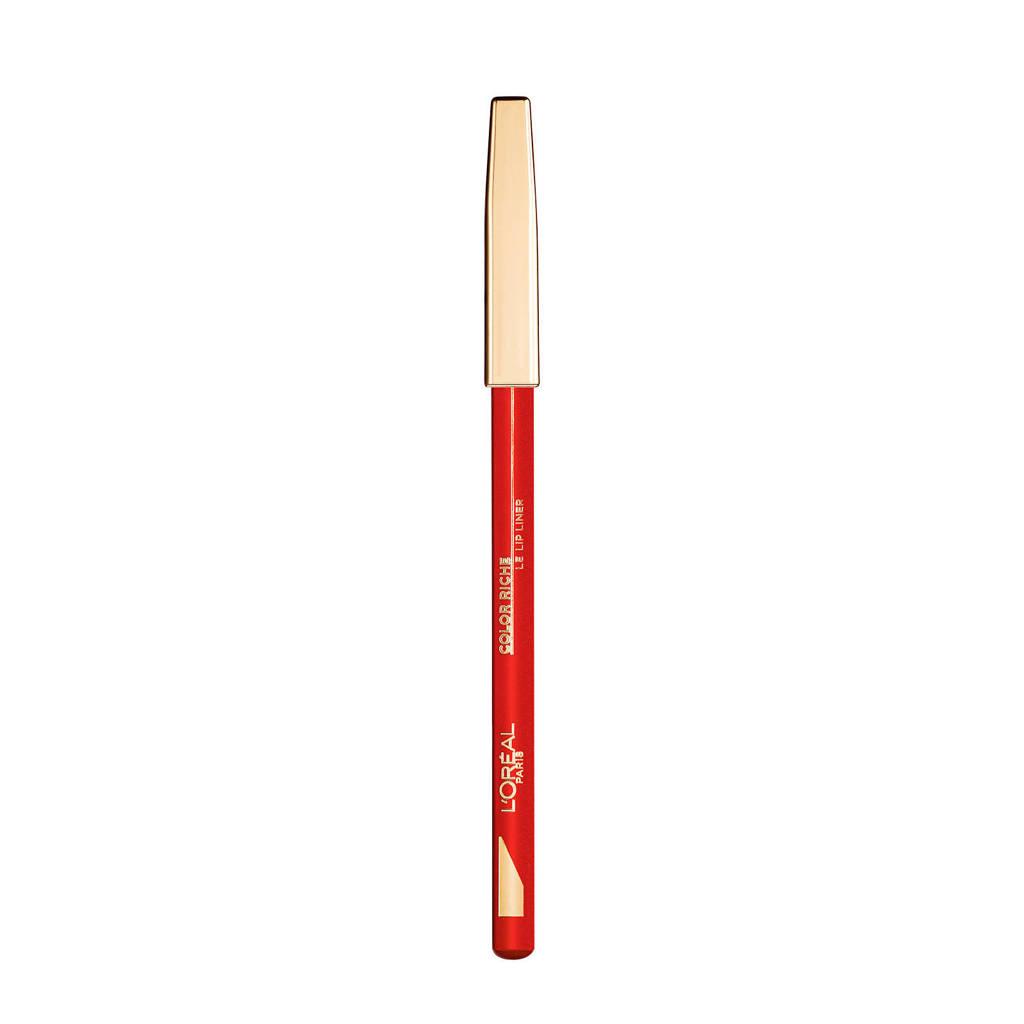L'Oréal Paris Color Riche lipliner - 297 Red Passion, 297 red passion