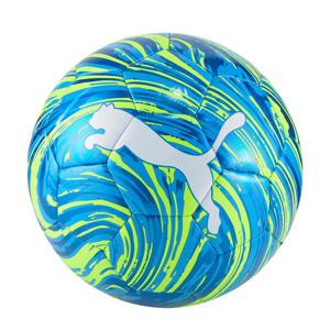 Shock voetbal blauw/groen maat 5