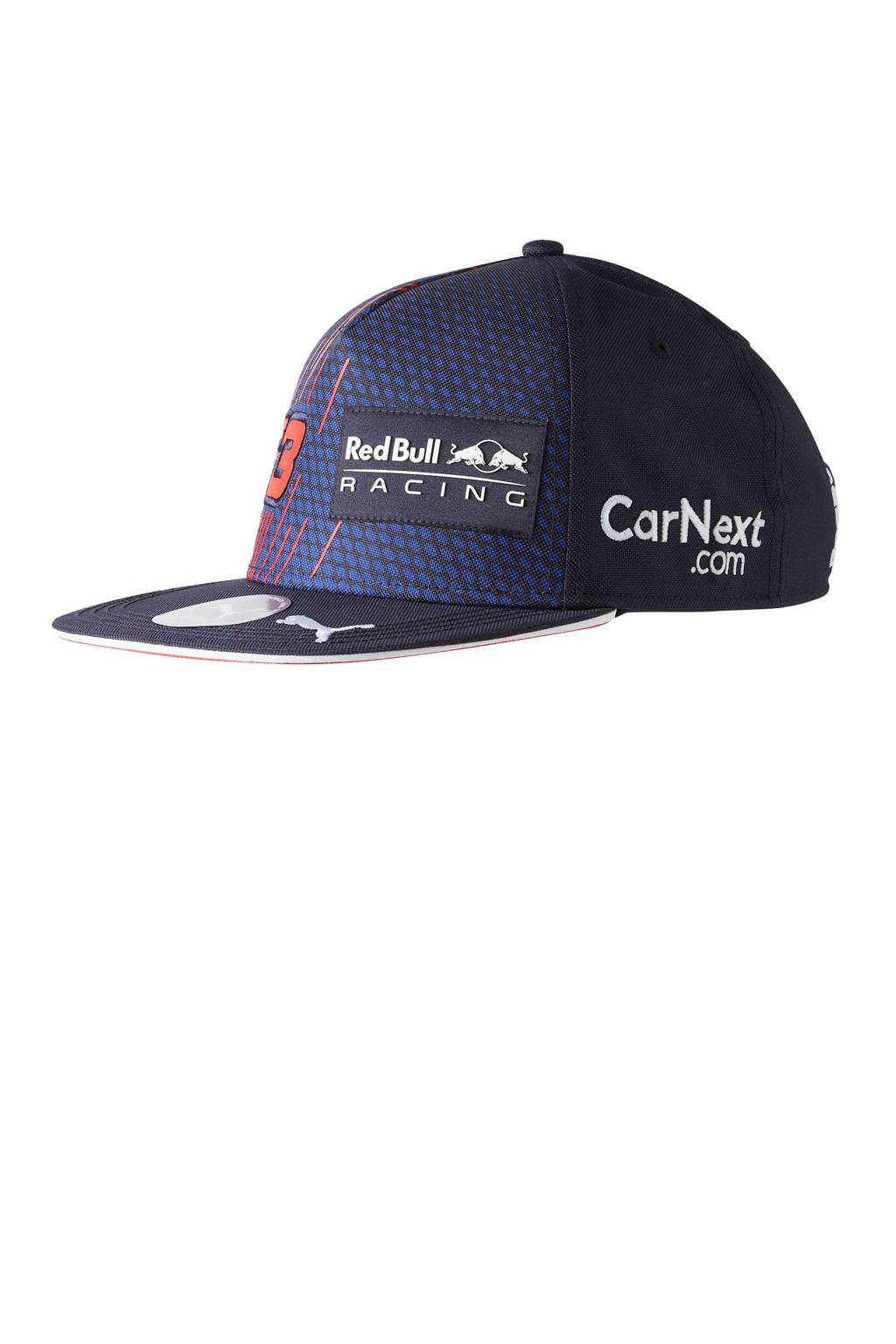 Puma Red Bull Racing Team pet donkerblauw, Donkerblauw/rood