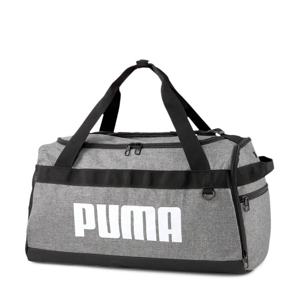 Puma   Challenger Duffel Bag S sporttas grijs melange, Grijs melange