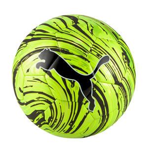 Shock voetbal geel/zwart maat 5