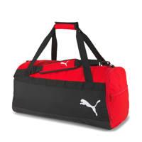 Puma   sporttas rood/zwart, Rood/zwart