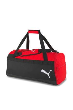sporttas rood/zwart