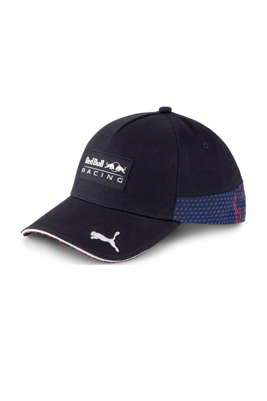 Puma Red Bull Racing Team pet donkerblauw, Donkerblauw/rood