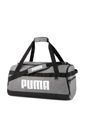Challenger Duffel Bag M sporttas grijs/zwart
