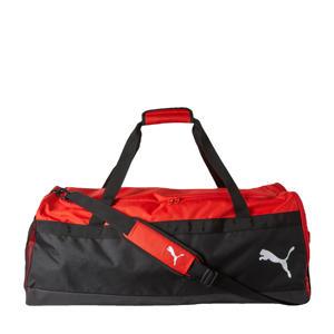 sporttas TeamGOAL 23 L rood/zwart