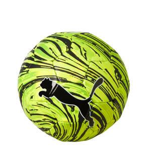 Shock Mini voetbal geel/zwart maat 3