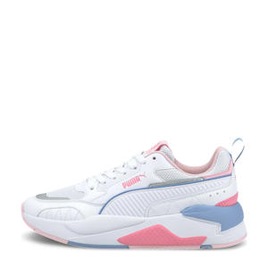 X-Ray 2 Square Jr sneakers wit/roze/blauw