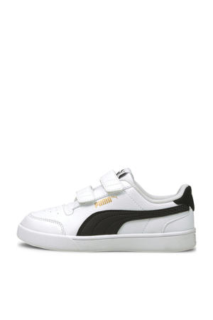 Shuffle V PS sneakers wit/zwart