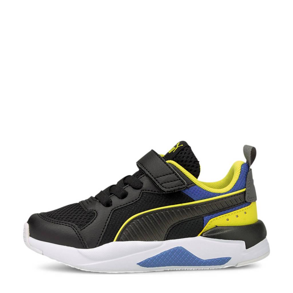 Puma X-Ray AC PS sneakers zwart/geel, Zwart/geel