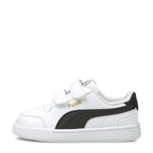 Shuffle V Inf sneakers wit/zwart