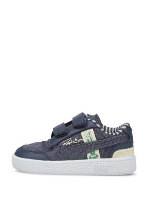 Ralph Sampson  Lo V sneakers donkerblauw/ecru