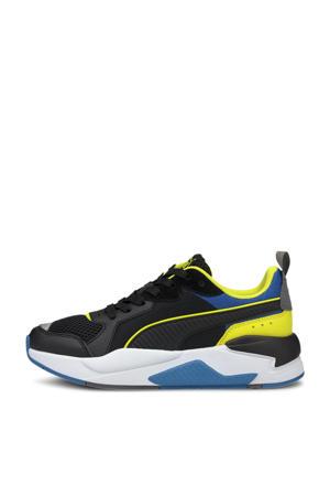 X-Ray Jr sneakers zwart/geel/blauw