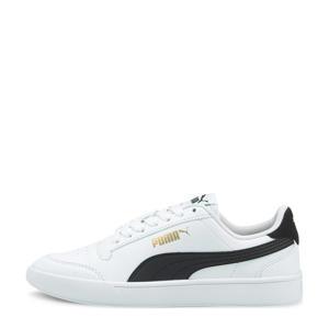 Shuffle Jr sneakers wit/zwart