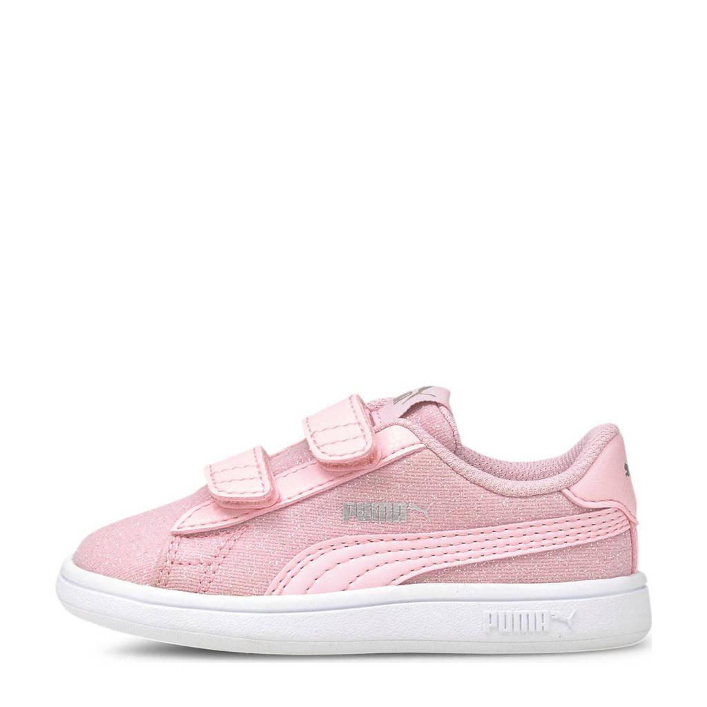 Puma Smash V2 Glitz Glam V Inf sneakers roze, Roze