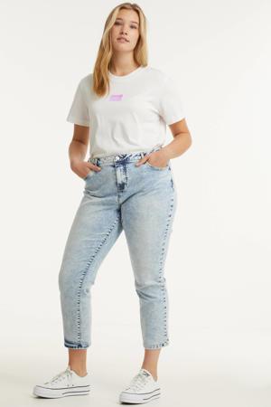 straight fit jeans JAYDEN light denim bleached