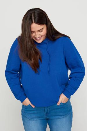 hoodie VITO blauw