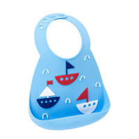 Make my Day slabber Boat, Blauw