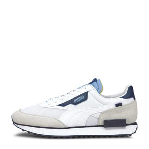 Future Rider Core sneakers wit/blauw/ecru
