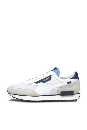 Future Rider Core sneakers wit/blauw/ecru