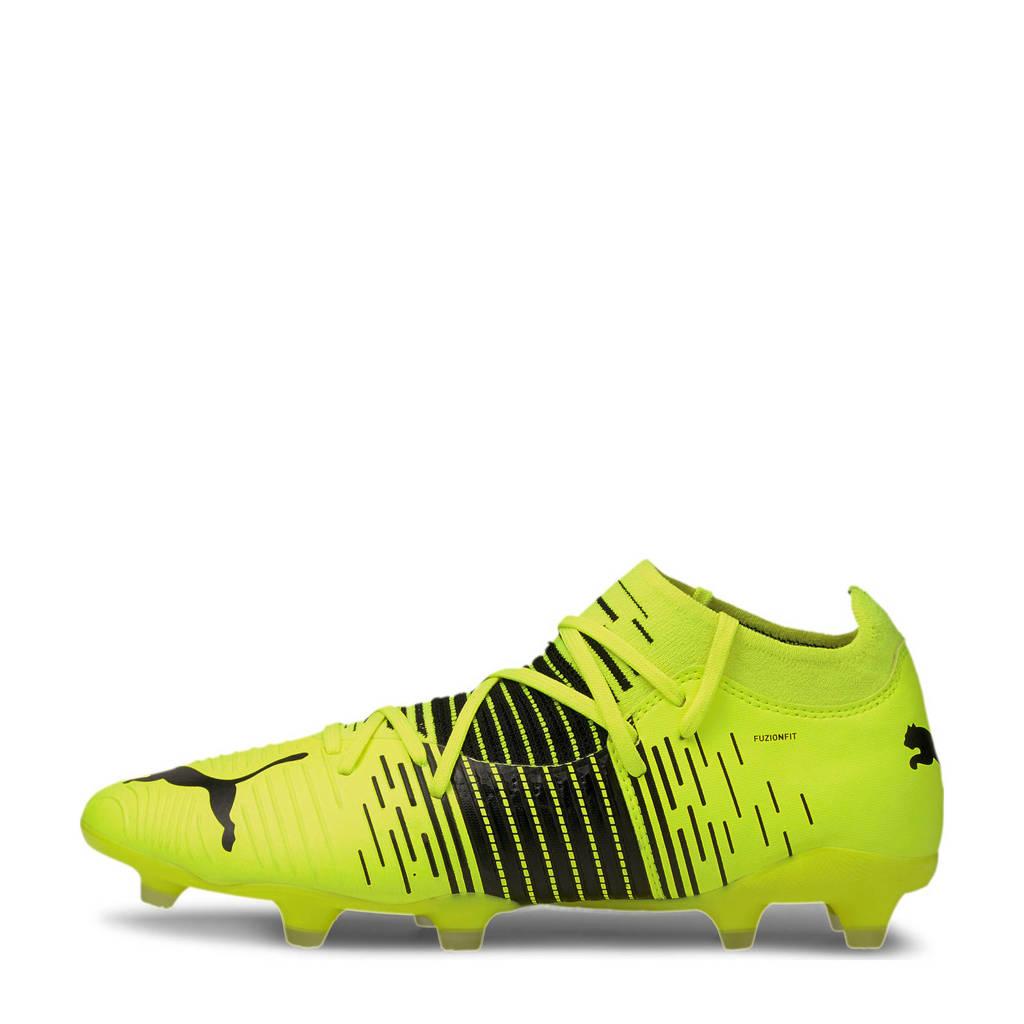 Puma Ultra Z3 .1 FG/AG Sr. voetbalschoenen geel/zwart, Geel/zwart/wit