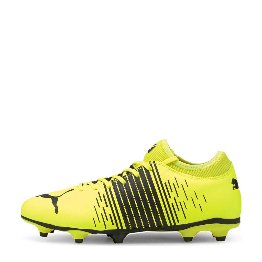 Puma Ruture Z 4 FUTURE Z 4.1 FG/AG voetbalschoenen geel/zwart/wit, Geel/zwart/wit
