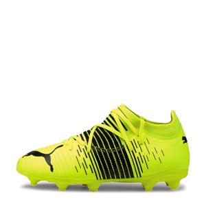 Ultra Z3 .1 FG/AG Jr. voetbalschoenen geel/zwart