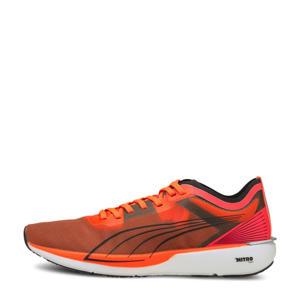 Liberate Nitro Wns  sportschoenen oranje/zwart