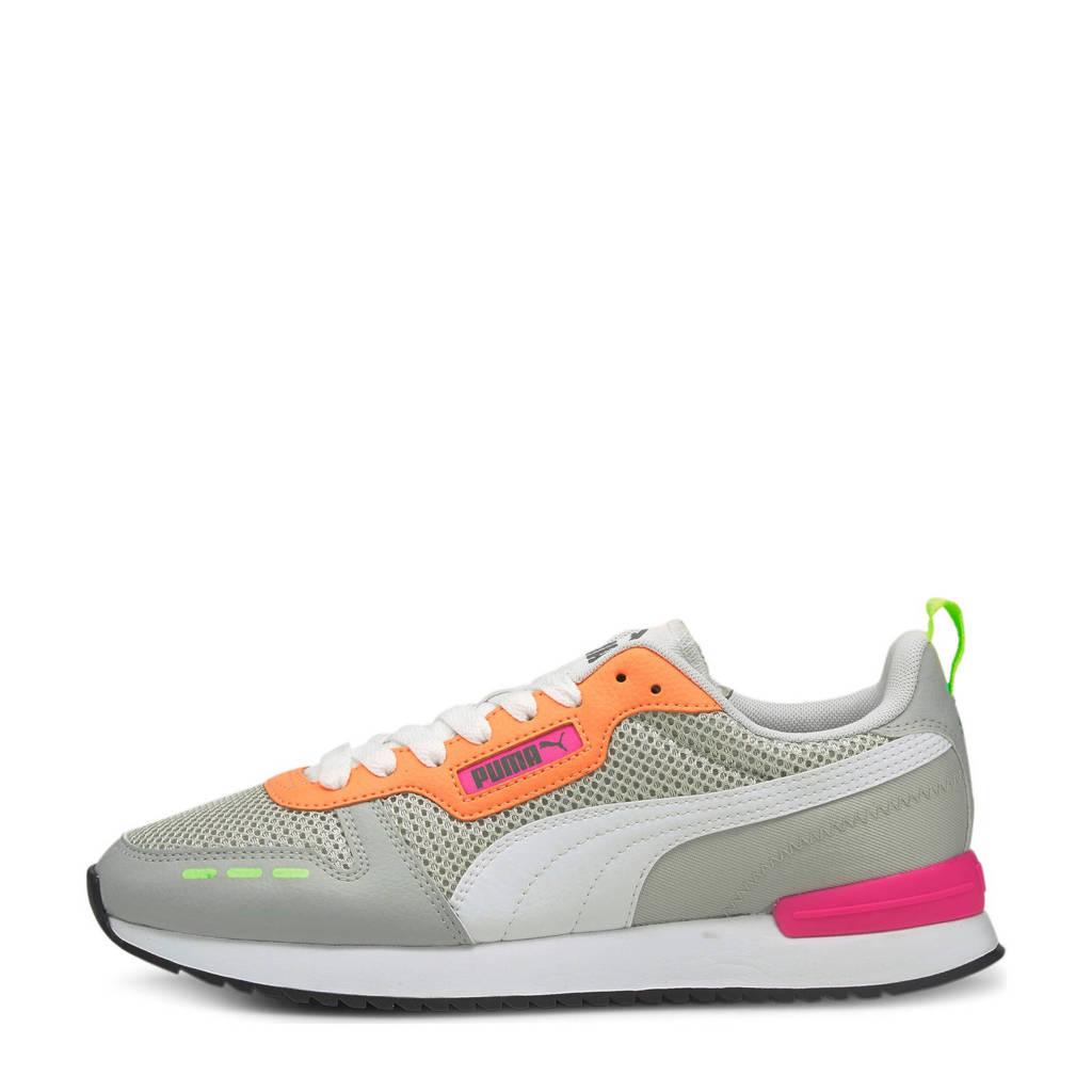 Puma R78 OG sneakers lichtgrijs/wit/grijs, Lichtgrijs/wit/grijs