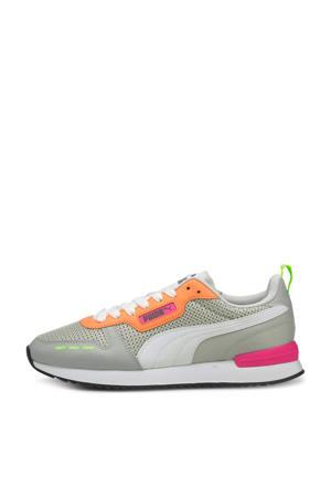 R78 OG sneakers lichtgrijs/wit/grijs