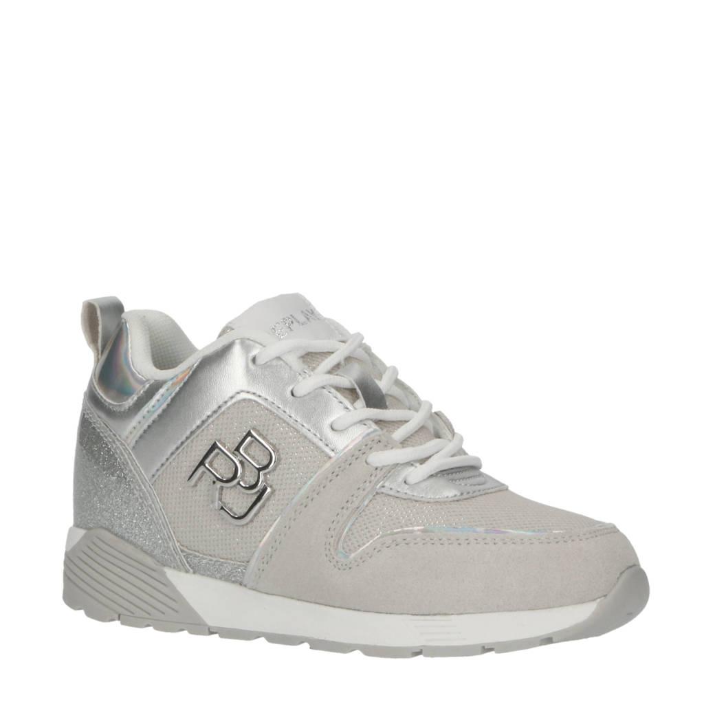 REPLAY July  sneakers zilver, Zilver