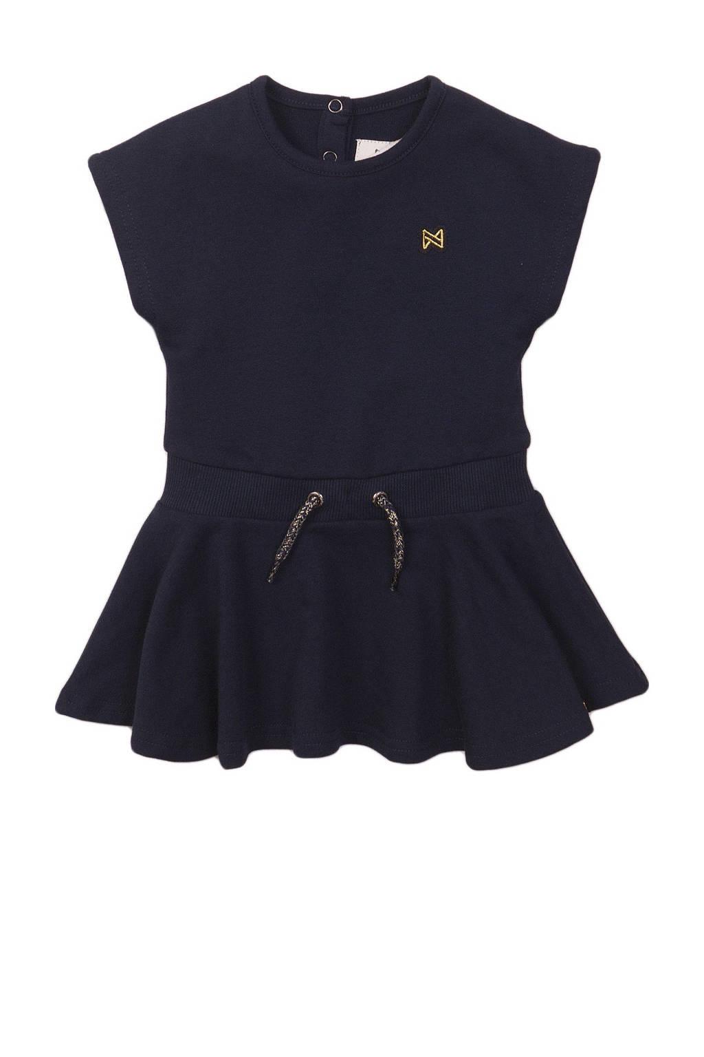 Koko Noko jurk donkerblauw, Donkerblauw