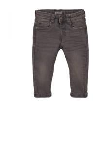 Koko Noko skinny jeans grijs stonewashed, Grijs stonewashed