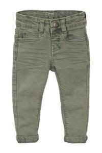 Koko Noko skinny jeans donkergroen, Donkergroen