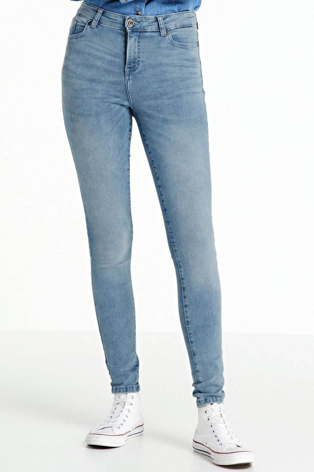 Cars skinny jeans Ophelia bleached used, Bleached used