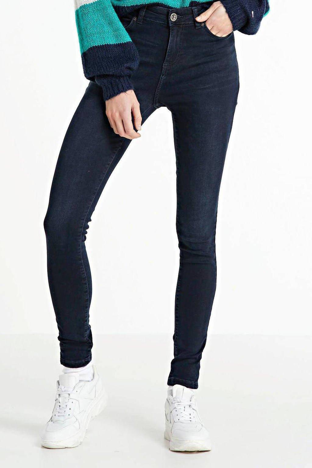 Cars skinny jeans Ophelia blue black, Blue black