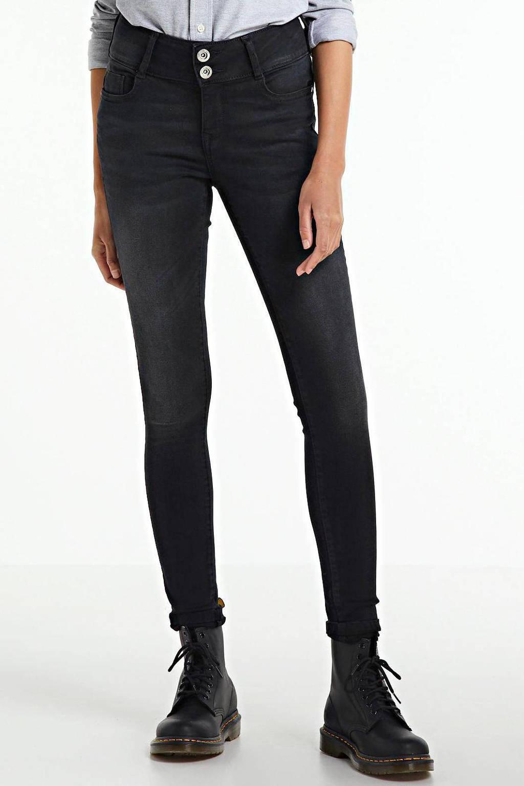 Cars skinny jeans Amazing zwart, Zwart