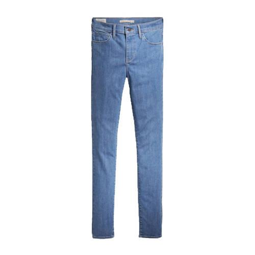 Levi's 720 high waist super skinny jeans eclipse mextra blue