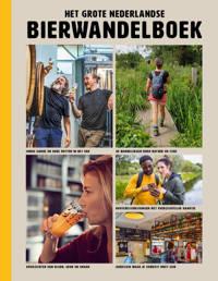 Het grote Nederlandse Bierwandelboek - Guido Derksen
