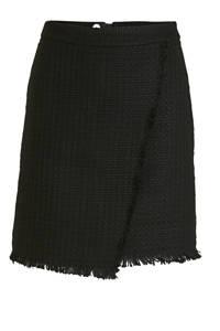 C&A YESSICA PREMIUM rok met franjes zwart, Zwart