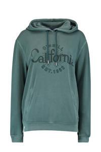 O'Neill hoodie blauwgroen