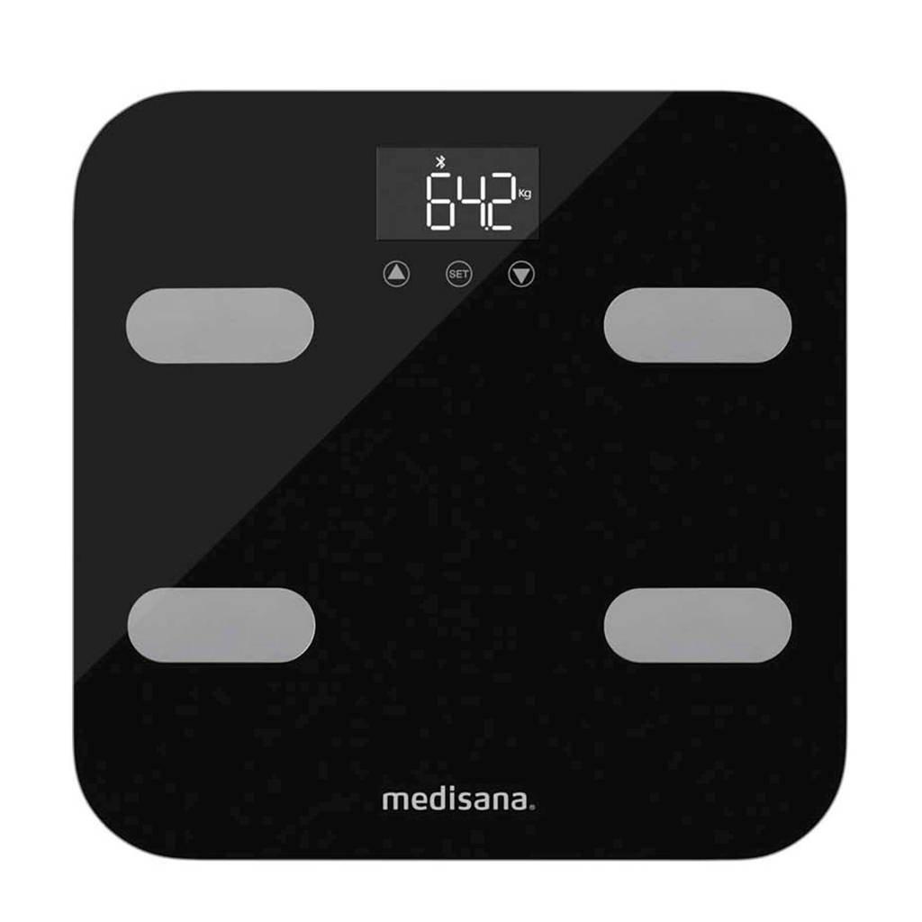 Medisana 40503 - BS 602 weegschaal, Zwart