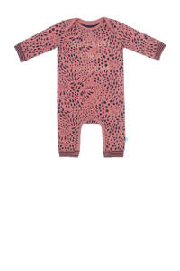 Charlie Choe baby boxpak met all over print roze/donkerblauw, Roze/donkerblauw