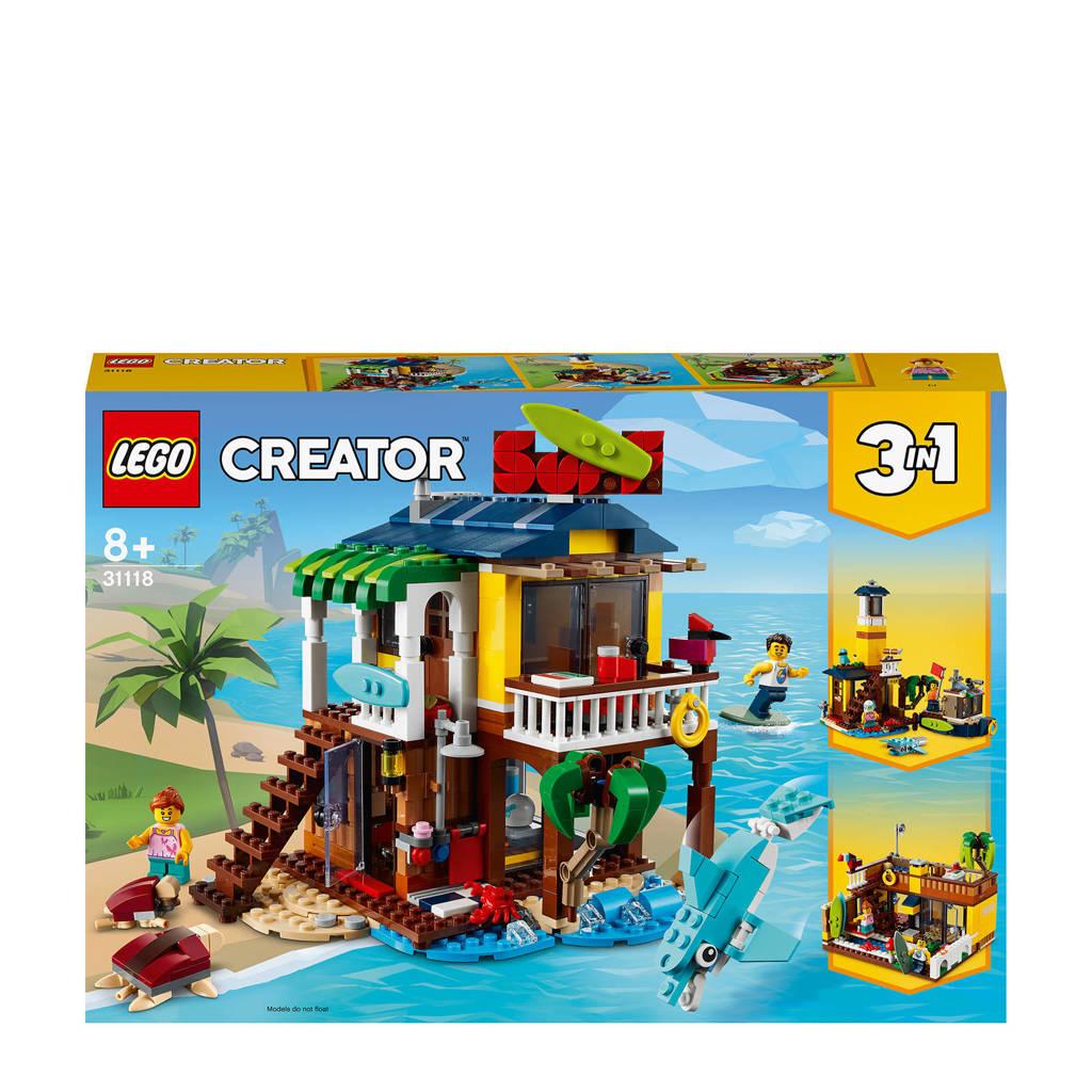 LEGO Creator Surfer strandhuis 31118