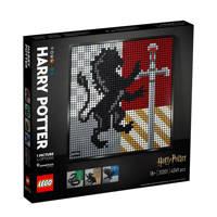 LEGO Art Harry Potter Zweinstein 31201