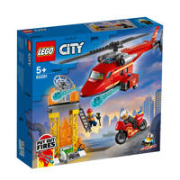 LEGO City Reddingshelikopter 60281