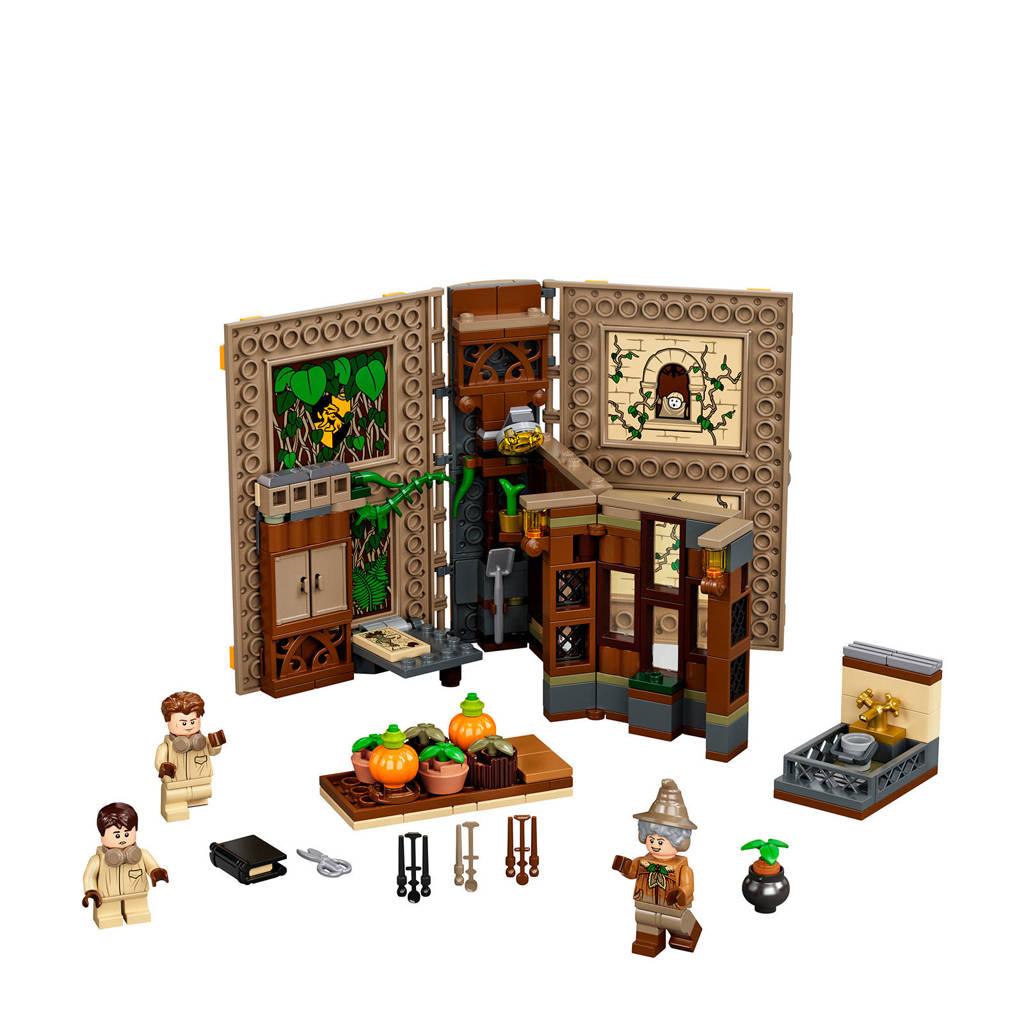 LEGO Harry Potter Zweinstein Moment Herbologieles 76384