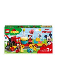 LEGO Duplo Mickey & Minnie Verjaardagstrein 10941